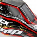 ECX 1/10 AMP Electric 2WD Off Road RTR RC Buggy - Red