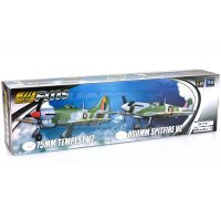 FMS 750mm Tempest V2 Warebird  RTF RC Plane