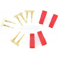 G-Force Female JST Connectors 4Pcs