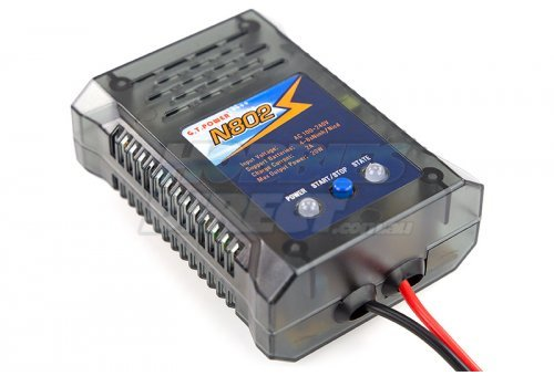 N802D | G.T. Power N802 4-8S NiMH Charger