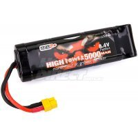 GEN2+ 7.2v 5000mAh NiMH Battery