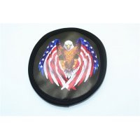 "GPM 1/10 Tyre Cover for 1.9"" Crawler Wheels - American Eagle"