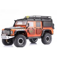 GPM Aluminium TRX-4 Defender Side Window Folding Guard Set