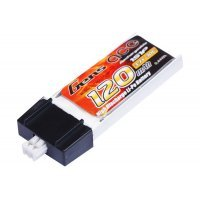 Gens Ace 3.7v 120mAh 15C LiPo Battery