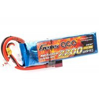 Gens Ace 7.4v 2200mAh 30C LiPo Battery