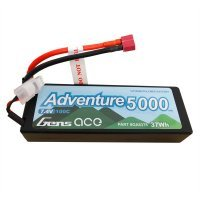 Gens Ace Adventure Series 7.4v 5000mAh 100C LiPo Battery