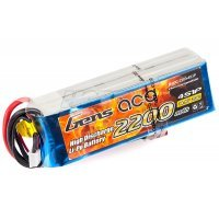 Gens Ace 14.8v 2200mAh 20C LiPo Battery