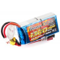Gens Ace 11.1v 1300mAh 25C LiPo Battery