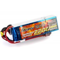 Gens Ace 14.8v 2200mAh 25C LiPo Battery