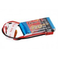Gens Ace 7.4v 450mAh 25C LiPo Battery