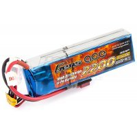 Gens Ace 11.1v 2200mAh 30C LiPo Battery