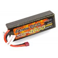 Gens Ace 11.1v 4000mAh 30C Hard Case LiPo Battery