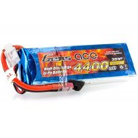 Gens Ace 11.1v 4400mAh 30C LiPo Battery