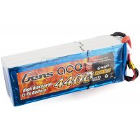 Gens Ace 22.2v 4400mAh 30C LiPo Battery