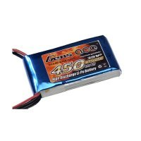Gens Ace 11.1v 450mAh 30C LiPo Battery