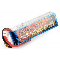 Gens Ace 11.1v 5300mAh 30C LiPo Battery