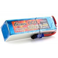 Gens Ace 22.2v 5000mAh 45C LiPo Battery