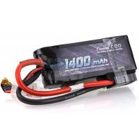 Gens Ace 11.1v 1400mAh 50C LiPo Battery