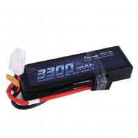 Gens Ace 11.1v 3300mAh 50C LiPo Battery