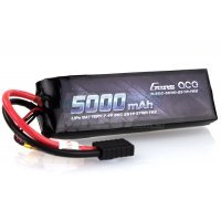 Gens Ace 7.4v 5000mAh 50C LiPo Battery