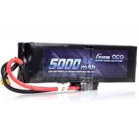 Gens Ace 11.1v 5000mAh 50C LiPo Battery