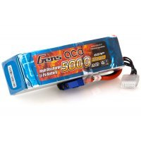 Gens Ace 22.2v 5000mAh 60C LiPo Battery