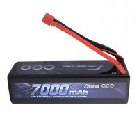 Gens Ace 11.1v 7000mAh 60C Hard Case LiPo Battery