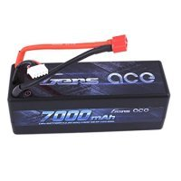 Gens Ace 14.8v 7000mAh 60C Hard Case LiPo Battery