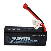 Gens Ace 14.8v 7200mAh 70C LiPo Battery