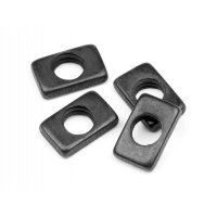 HPI 3mm Rectangle Nuts 4Pcs