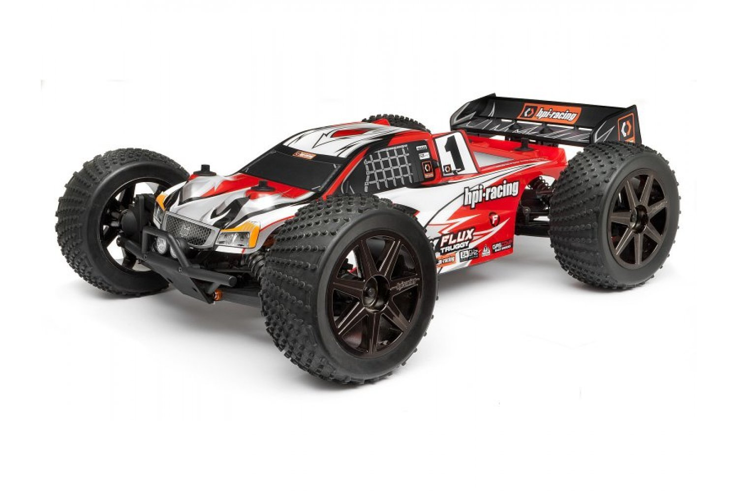 101808   HPI Trophy Truggy Flux Painted Body Shell