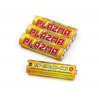 HPI Plazma 1.2v 2700mAH AA Rechargeable Batteries 4Pcs