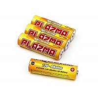 HPI Plazma 1.5v AA Alkaline Batteries 4Pcs