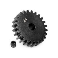 HPI Savage 24T 1Mod Pinion Gear