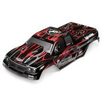 HPI 1/8 Savage Flux HP Black Painted Body Shell