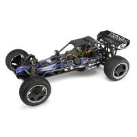 HPI Baja 5B Baja 5B Tribal Blue Painted Body Shell Set