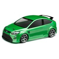 HPI 1/10 Ford Focus RS Unpainted Body Shell