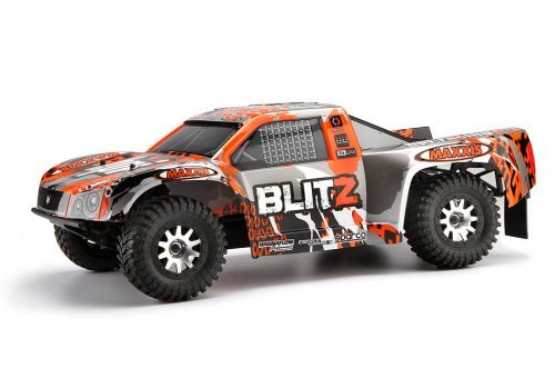 HPI 1/10 Blitz Electric 2WD RC Short Course Truck