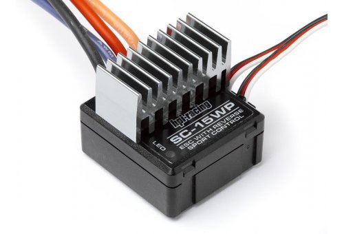 105906 | HPI SC-15WP Waterproof Brushed ESC