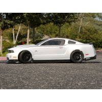 HPI 1/10 2011 Ford Mustang Unpainted Body Shell