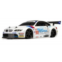 HPI 1/10 Sprint 2 Flux BMW M3 GT2 RC Drift Car