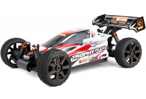 107016 | HPI 1/8 Trophy Buggy Flux Electric Brushless RC Buggy