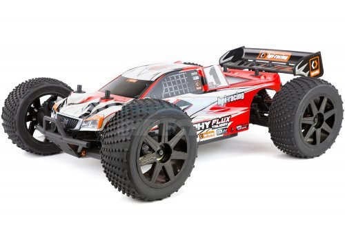 107018 hpi 1 8 trophy truggy flux electric brushless rc