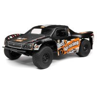 HPI 1/10 Blitz Skorpion Black Painted Body Shell
