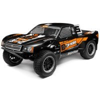 HPI 1/5 Baja 5SC Black Painted Body Shell