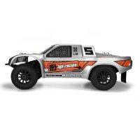 HPI 1/5 Baja 5SC Matte Silver Painted Body Shell