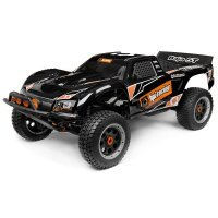 HPI 1/5 Baja 5T Black Painted Body Shell