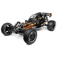 HPI 1/5 Baja 5B Black Painted Body Shell