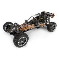 HPI 1/5 Baja 5B Gun Metal Painted Body Shell