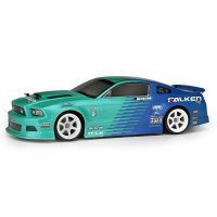 HPI 1/10 2013 Falken Tire Ford Mustang Painted Body Shell